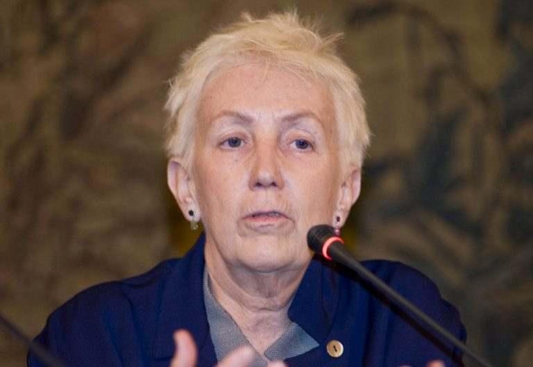 """Lucetta Scaraffia, directora de """"Donne Chiesa Mondo"""", suplemento de LOsservatore Romano editado en español por Vida Nueva"""