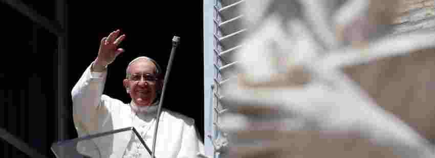 papa Francisco ventaja regina caelis 14 mayo 2017