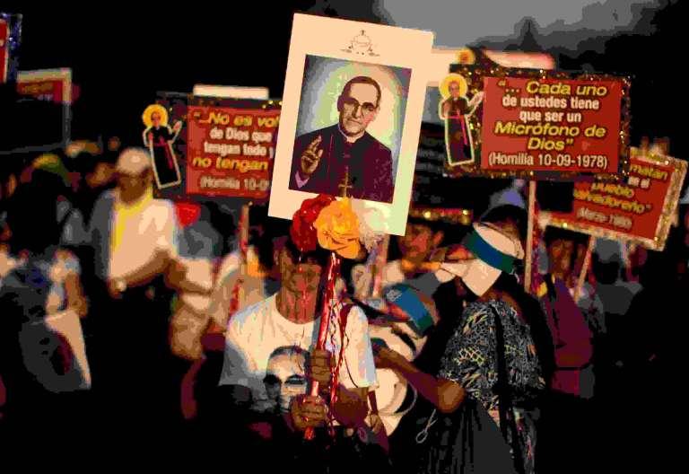 Acto homenaje a Óscar Romero