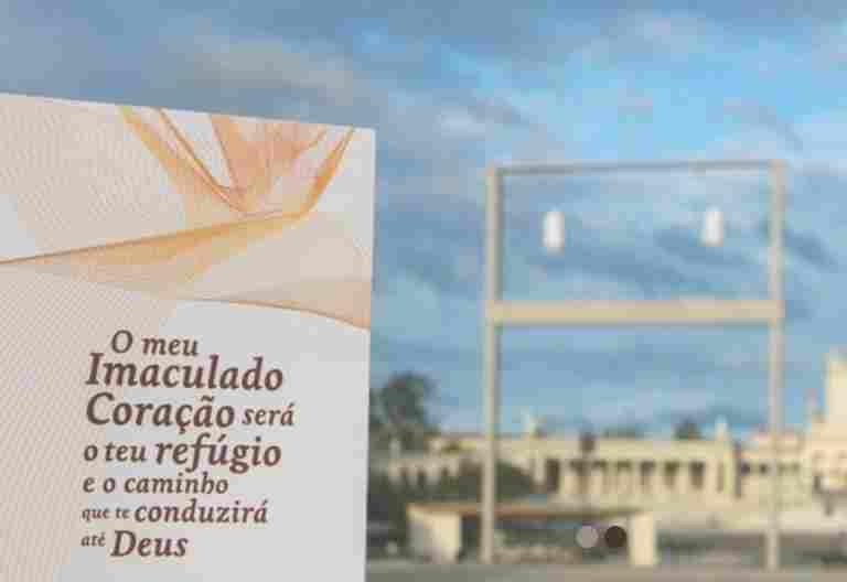 santuario de Fátima Portugal donde se apareció la Virgen María