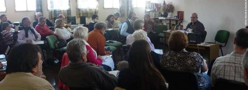 encuentro Centros de Doctrina Social de la Iglesia convocado por Escuela Social CELAM Buenos Aires Argentina mayo 2017