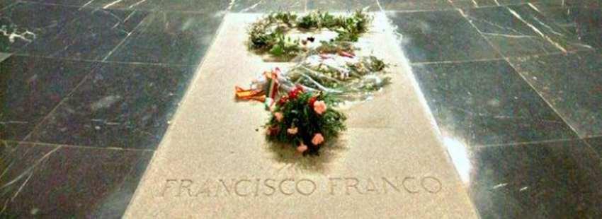 Una fotografía de archivo del Valle de los Caídos, la tumba de Francisco Franco