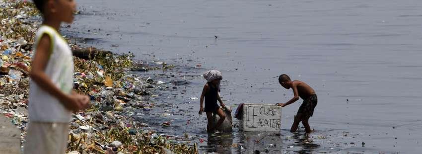 Sequía en Filipinas