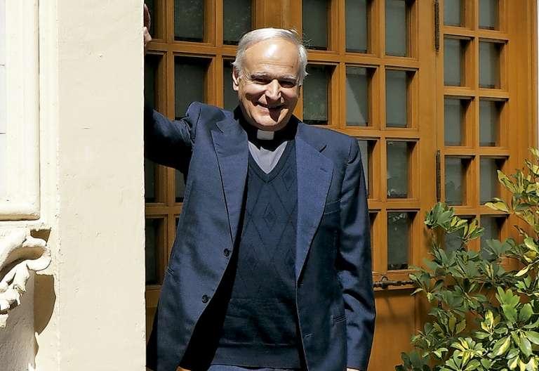 Amedeo Cencini, sacerdote italiano experto en pastoral vocacional