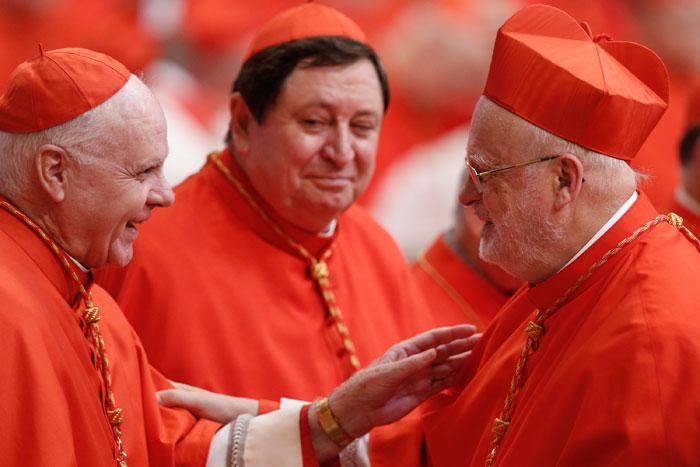 papa Francisco consistorio creación de cinco nuevos cardenales 28 junio 2017