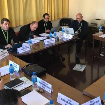 CELAM encuentro regional de responsables de la Misión Continental Permanente Buenos Aires junio 2017