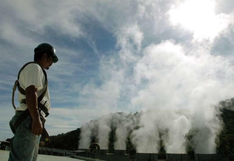 Central Ecología Contaminación