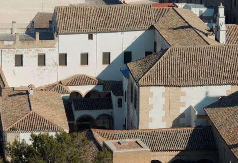 Convento de las agustinas recoletas a la venta en Jaén