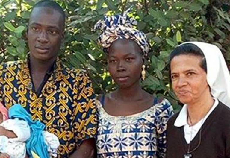 Gloria Cecilia Narváez, religiosa colombiana secuestrada en Malí
