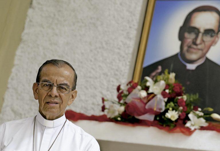 Gregorio Rosa Chávez, cardenal obispo auxiliar de San Salvador
