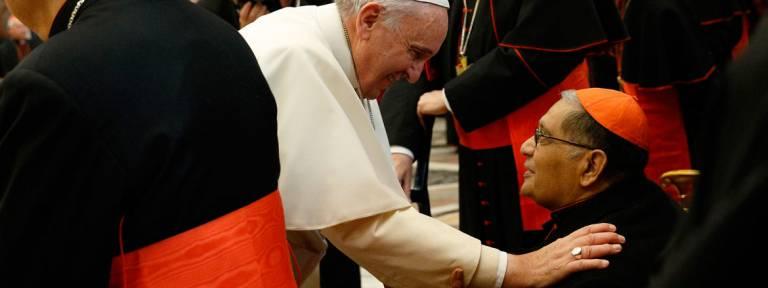El cardenal Ivan Dias fallece en Roma indio 19 de junio de 2017