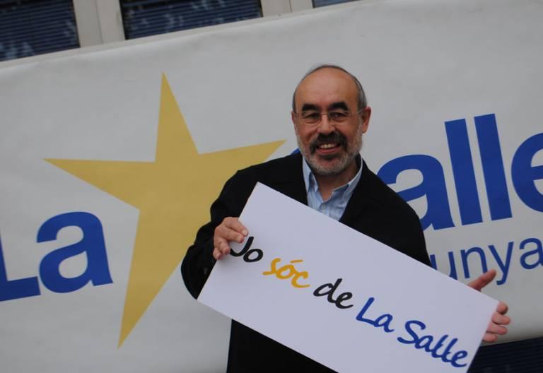 Jesús Miguel Zamora, elegido secretario general de CONFER hermano de La Salle