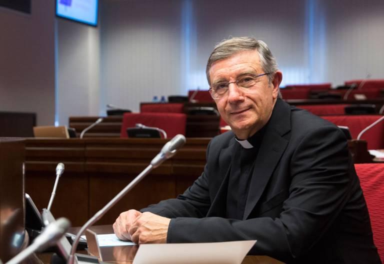 José Luis Retana, obispo de Plasencia