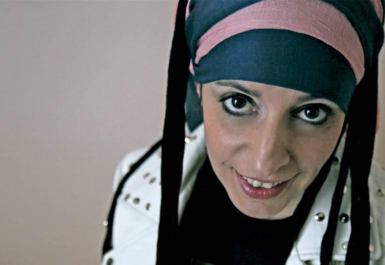M Laure Rodríguez Quiroga, escritora conversa al islam