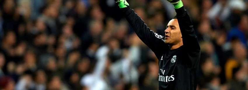 Keylor Navas Deporte Fútbol Real Madrid
