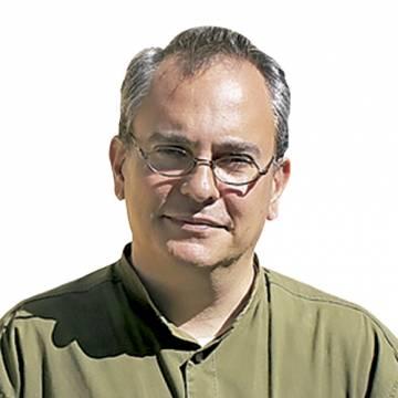 Pablo dOrs, sacerdote y escritor, fundador Amigos del Desierto