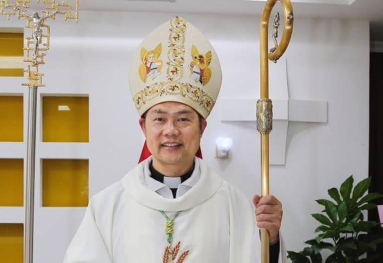 Pietro Shao Zhumin, obispo chino secuestrado