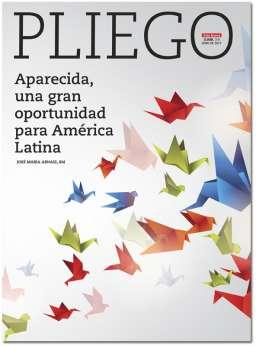 portada Pliego Diez años después de Aparecida 3038 junio 2017