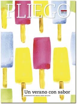 portada Pliego de actividades de verano 2017