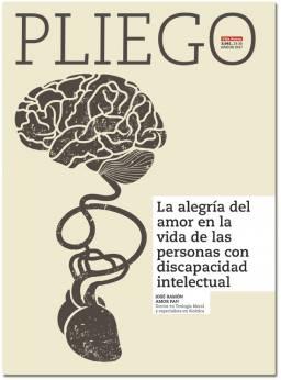 portada Pliego La alegría del amor en la vida de las personas con discapacidad intelectual 3041 junio 2017