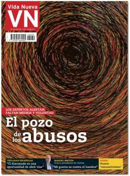 portada Vida Nueva El pozo de los abusos 3039 junio 2017