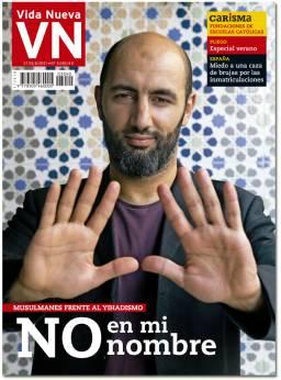 portada Vida Nueva Encuentro con musulmanes no en mi nombre 3040 junio 2017