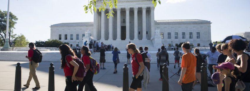 Imagen de archivo del Tribunal Supremo de Estados Unidos/CNS