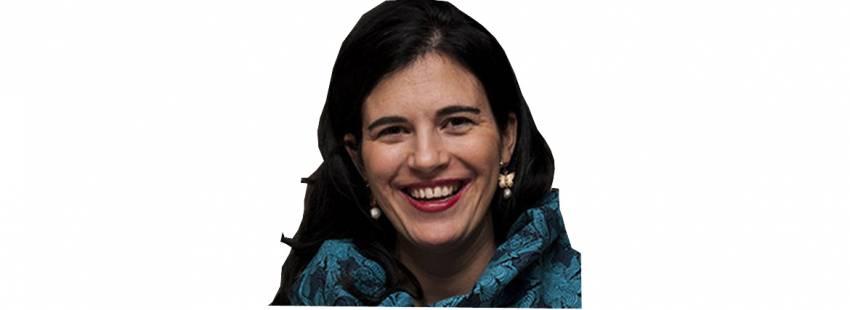 Teresa Gutiérrez de Cabiedes, periodista y escritora