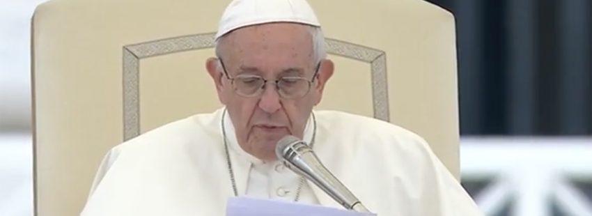 papa Francisco audiencia general 28 junio 2017