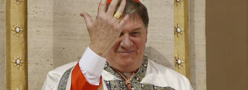 El cardenal Joseph W. Tobin, arzobispo de Newark, durante una celebración/CNS