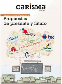 portada Carisma Fundaciones de Escuelas Católicas 3040 junio 2017