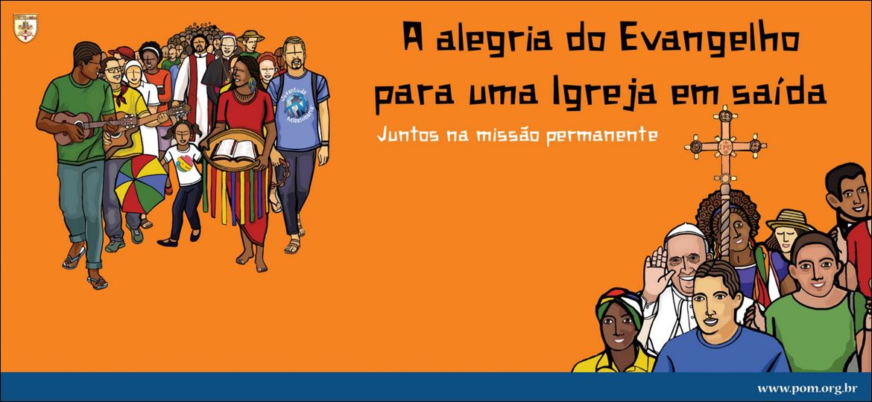 """Campaña Misionera 2017 en Brasil: """"La alegría del"""