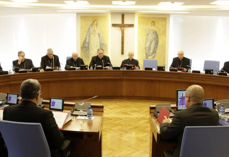 comisión permanente de la Conferencia Episcopal Española CEE febrero 2017