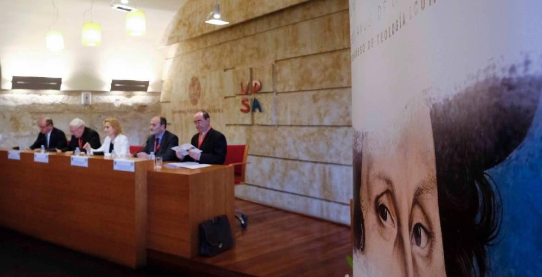 Apertura del Congreso con motivo de los 500 años de la Reforma en la Universidad Pontificia de Salamanca/UPSA