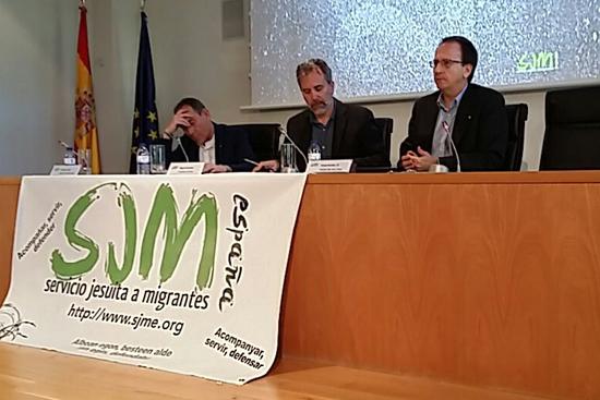 Servicio Jesuita al Migrante presenta informe sobre los CIE en España 2016 junio 2017