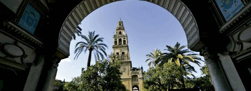 vista de la Mezquita-Catedral de Córdoba