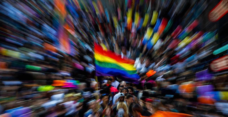 Celebración de la semana del orgullo gay en Brasil 24 junio 2017