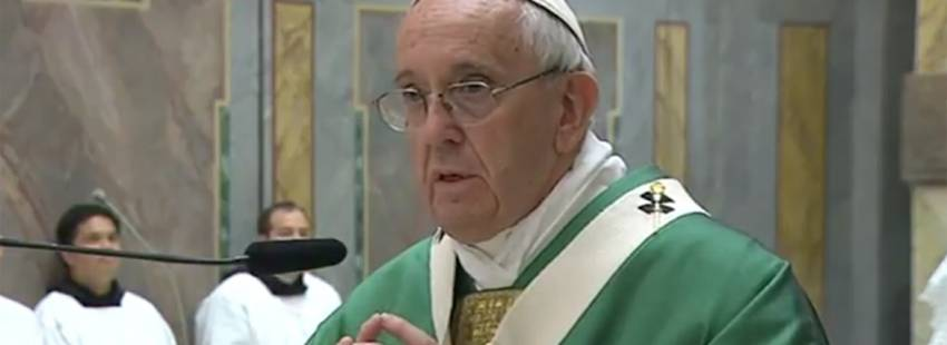 papa Francisco misa 25 años ordenación episcopal junio 2017