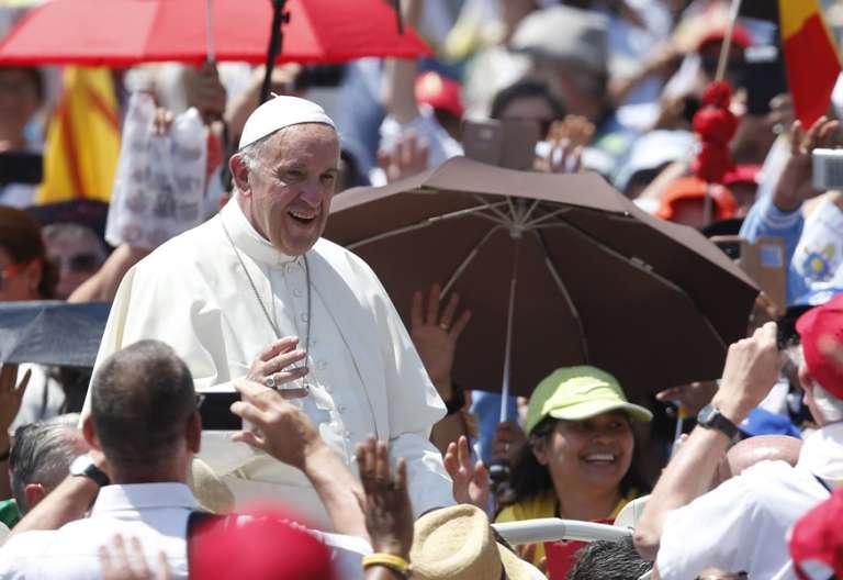 papa Francisco Pentecostés 2017 misa en Plaza de San Pedro