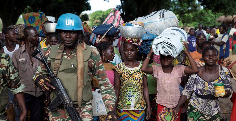 Los obispos de República Centroafricana: los grupos armados controlan el  80% del territorio