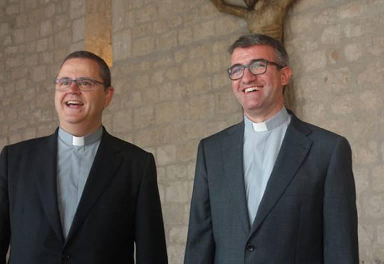 Sergi Gordo y Antonio Vadell, nuevos obispos auxiliares de Barcelona