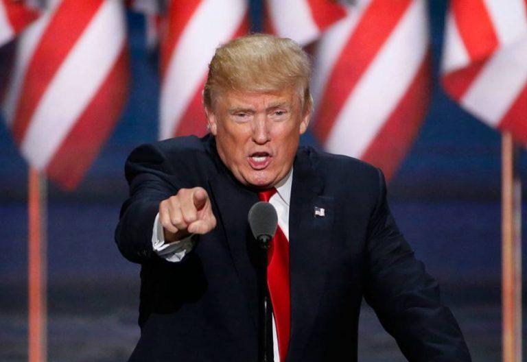 El presidente de Estados Unidos, Donald Trump en una imagen de archivo