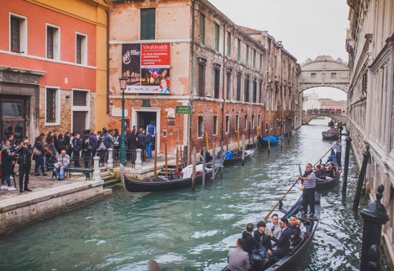 exposición Viva Vivaldi, Museo Diocesano de Venecia 2017