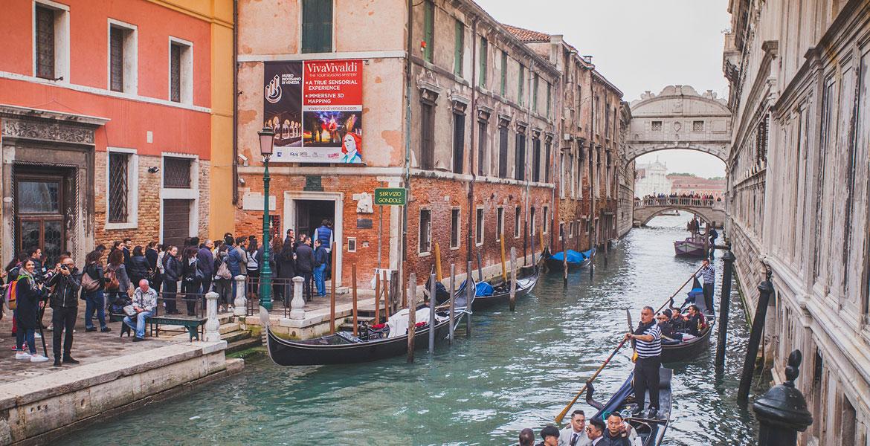 Viva Vivaldi, exposición en Venecia sobre el músico barroco 2017