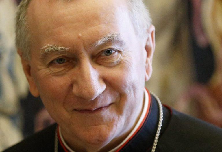 El secretario de Estado de la Santa Sede, Pietro Parolin/CNS