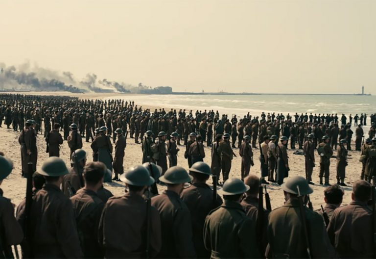 Fotograma de Dunkerque, de Nolan