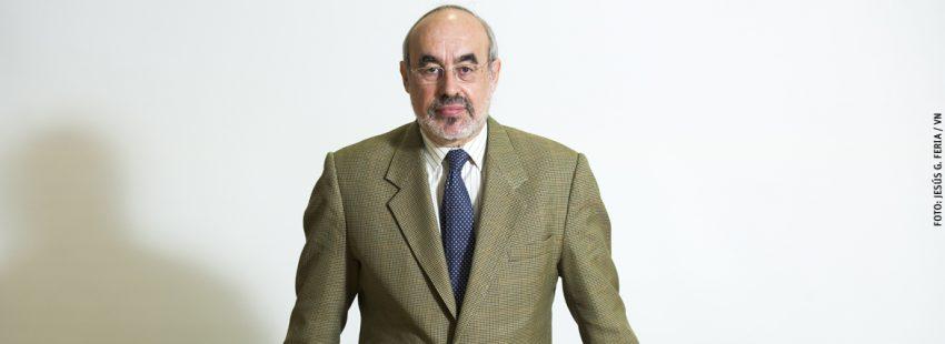 Jesús Miguel Zamora, secretario general CONFER junio 2017