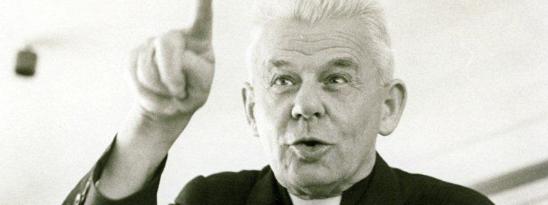 Joseph Cardijn, cardenal belga fundador de la JOC