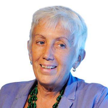 Lucetta Scaraffia periodista escritora historiadora italiana coordinadora Donne Chiesa Mondo