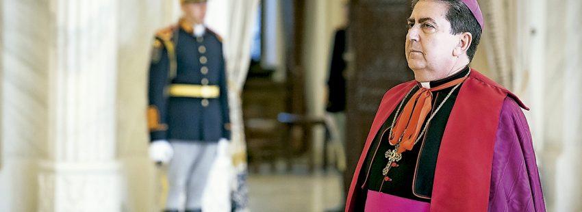 Miguel Maury, arzobispo español nuncio apostólico en Rumanía y Moldavia